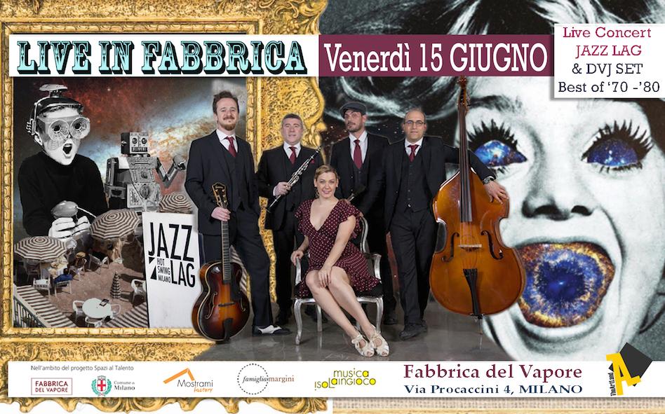 Live in Fabbrica: evento artistico e culturale